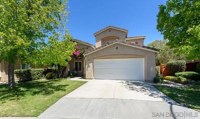 San Diego Single Family Home For Sale: 10940 Hasbrook Rd
