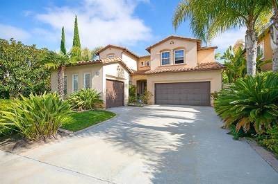 San Clemente Single Family Home For Sale: 11 Via Cancion