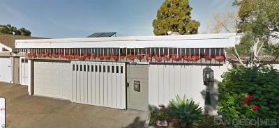 San Diego Attached For Sale: 6290 Caminito Luisito