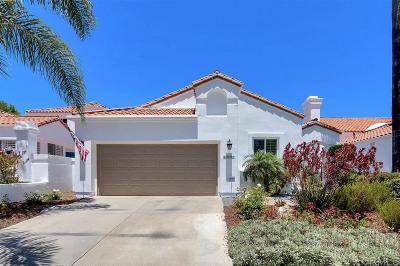 Oceanside Single Family Home For Sale: 4828 Marathon Way
