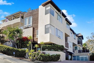 San Diego Attached For Sale: 1760 Neale