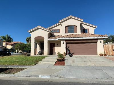 Murrieta, Temecula Single Family Home For Sale: 44654 Thatcher Ct