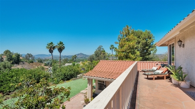 Escondido Single Family Home For Sale: 2351 Nabal St