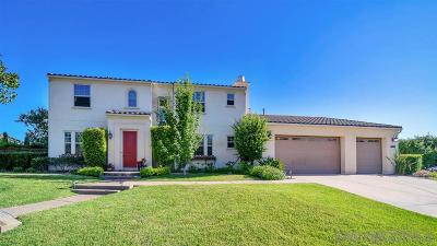 Chula Vista Single Family Home For Sale: 3014 New Ranch Court