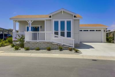 Oceanside CA Mobile/Manufactured For Sale: $519,000