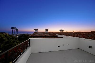 San Diego Attached For Sale: 165 Acacia Ave #4