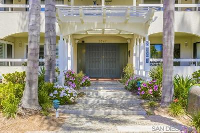 San Diego Townhouse For Sale: 3747 Yosemite Street #11