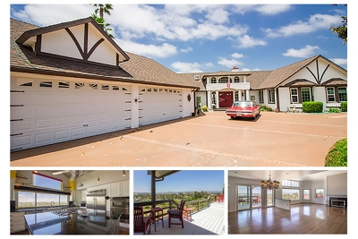 Lake San Marcos Single Family Home For Sale: 1725 La Plaza Dr