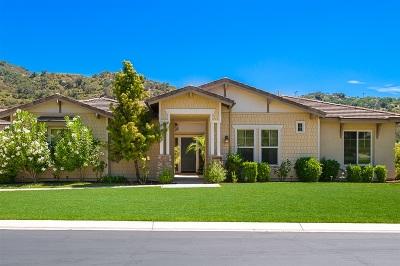 Valley Center Single Family Home For Sale: 27340 Saint Andrews Ln