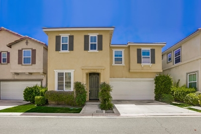 Escondido Single Family Home For Sale: 427 Swansea Gln