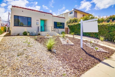 San Diego Multi Family 2-4 For Sale: 4573-77 Maryland St