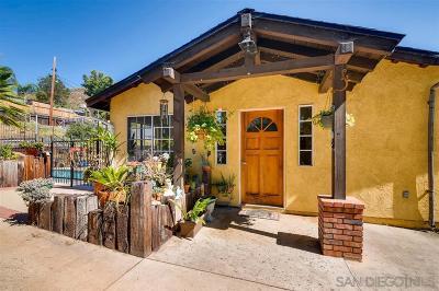 Lakeside Single Family Home For Sale: 12682 Antelope Hills Dr