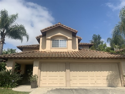 San Marcos CA Single Family Home For Sale: $629,000