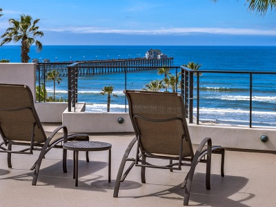 Oceanside CA Attached For Sale: $1,795,000