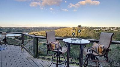 Encinitas Single Family Home For Sale: 1717 Gascony Rd.