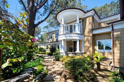 Del Mar Single Family Home For Sale: 205 Ocean View Avenue