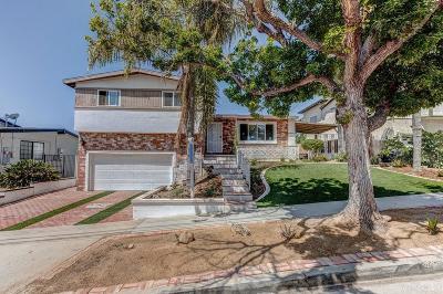 Chula Vista Single Family Home For Sale: 684 Myra Ave