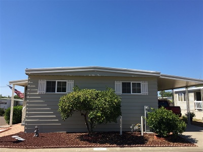 San Marcos Mobile/Manufactured For Sale: 809 Discovery St #60