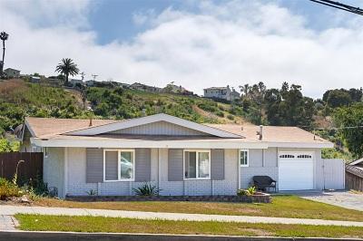 Oceanside Single Family Home For Sale: 147 N Barnwell