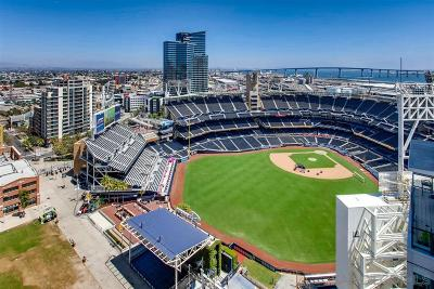 San Diego Attached For Sale: 325 7th Avenue #2002