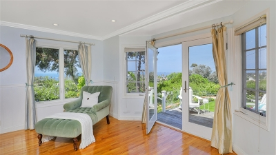 La Jolla Single Family Home For Sale: 6260 Waverly Ave