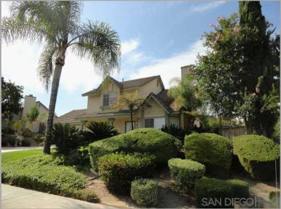 Temecula Single Family Home For Sale: 41899 Humber Dr