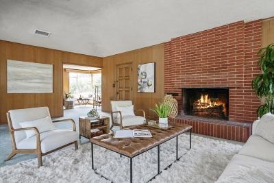 La Jolla Single Family Home For Sale: 355 Via Del Norte
