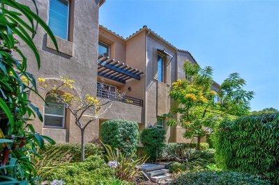 Mission Valley Townhouse For Sale: 2928 Escala