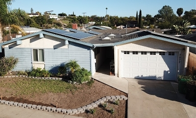 Single Family Home Contingent: 7077 Cowles Mountain Blvd