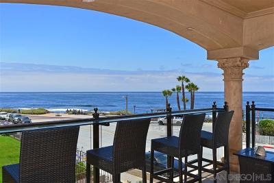 La Jolla Attached For Sale: 355 Coast Blvd South