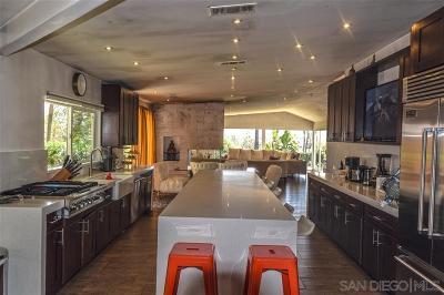 Rancho Santa Fe Single Family Home For Sale: 5656 La Sencilla