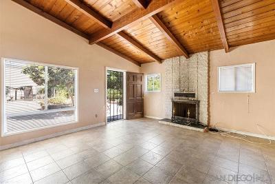 Single Family Home For Sale: 1012 S Sunshine Avenue