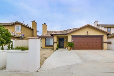 Single Family Home For Sale: 2991 Hires Way