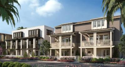 Townhouse For Sale: 805 Santa Barbara Pl