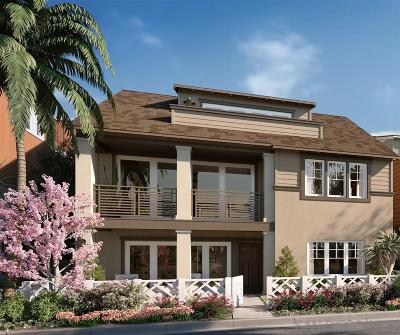 Townhouse For Sale: 810 Santa Barbara Place