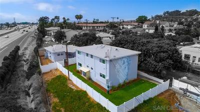 Multi Family 5+ For Sale: 3878 Conde Street