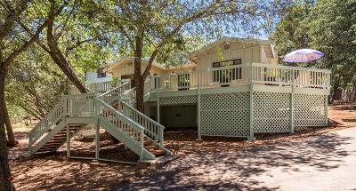 Julian Single Family Home For Sale: 4490 Pine Ridge