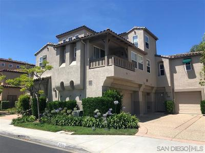 Carlsbad Attached For Sale: 6418 Terraza Portico