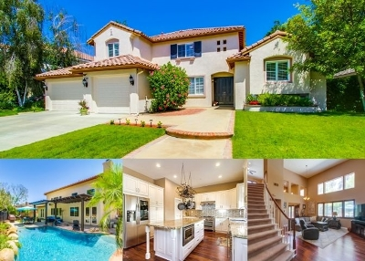 Fallbrook Single Family Home For Sale: 730 Inverlochy Drive