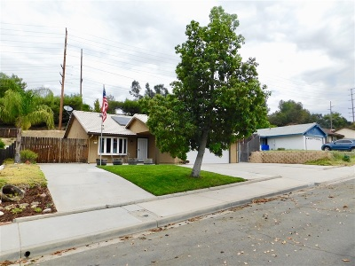 Temecula Single Family Home For Sale: 30040 Santa Cecilia