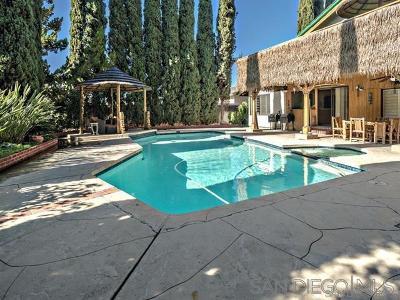 San Diego Single Family Home For Sale: 4679 Calle De Vida