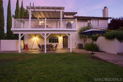 Single Family Home For Sale: 16546 Corte Paulina