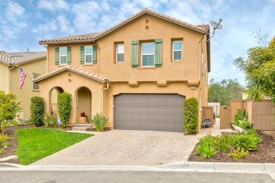 San Marcos Single Family Home For Sale: 1680 Via Anacapa