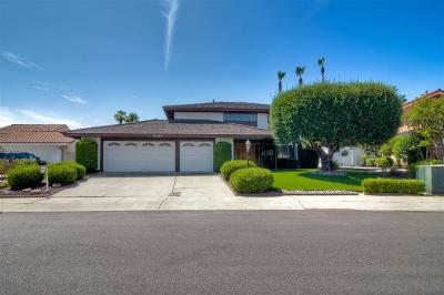 Single Family Home For Sale: 12463 Floresta Way
