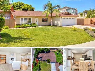 Encinitas Single Family Home For Sale: 680 Westlake St