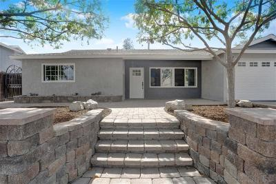 Santee Single Family Home For Sale: 9814 Settle Rd