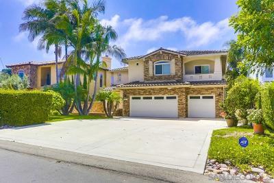 Carlsbad Single Family Home For Sale: 1415 Buena Vista Way