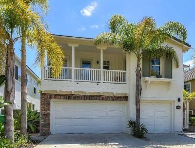 Carlsbad Single Family Home For Sale: 5165 Steinbeck Court