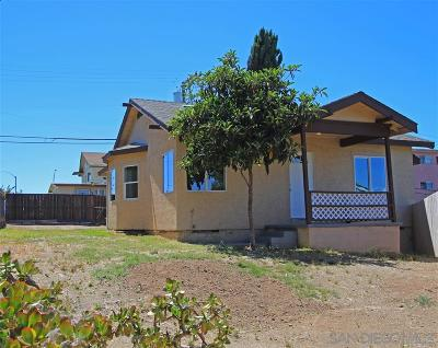 San Diego Single Family Home For Sale: 4104 50th St