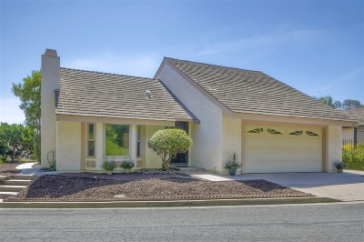 Oceanside Single Family Home For Sale: 2002 Trevino Ave